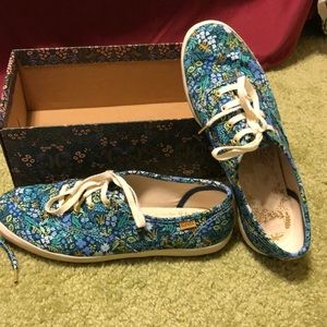 Keds Shoes - Keds Rifle Paper Co Champion Sneakers 7.5